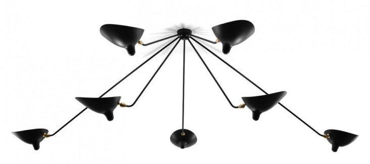 Serge Mouille Lamps